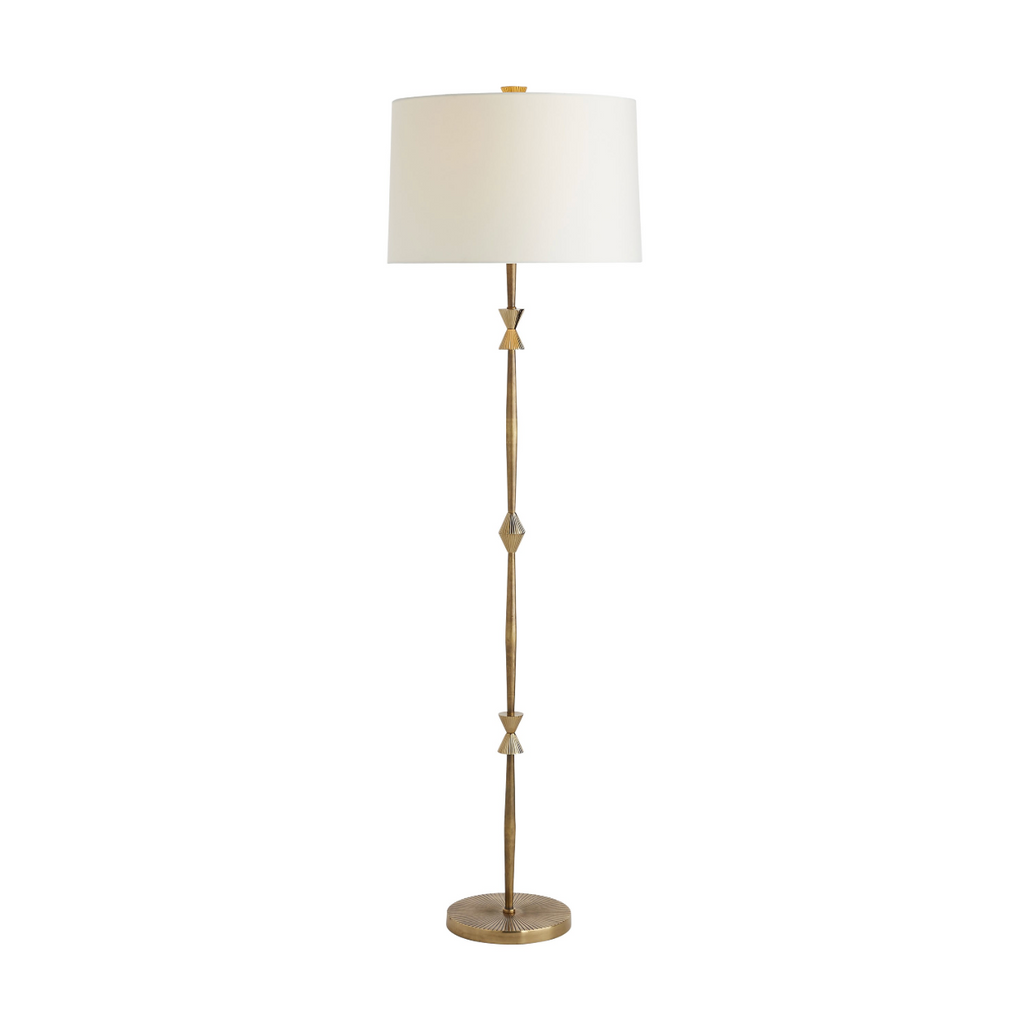 Beasley Floor Lamp - Amethyst Home