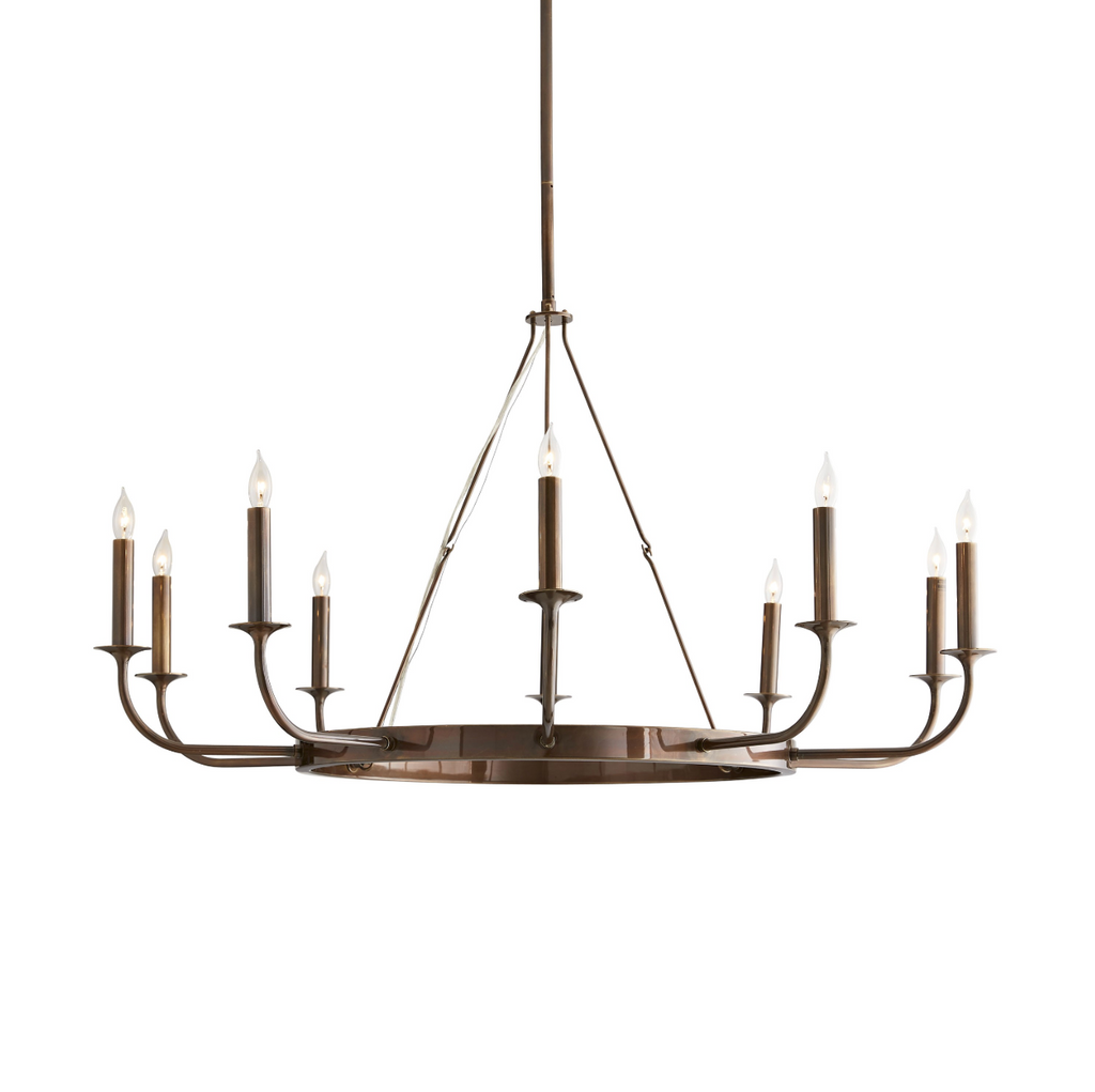Berlin Chandelier - Amethyst Home
