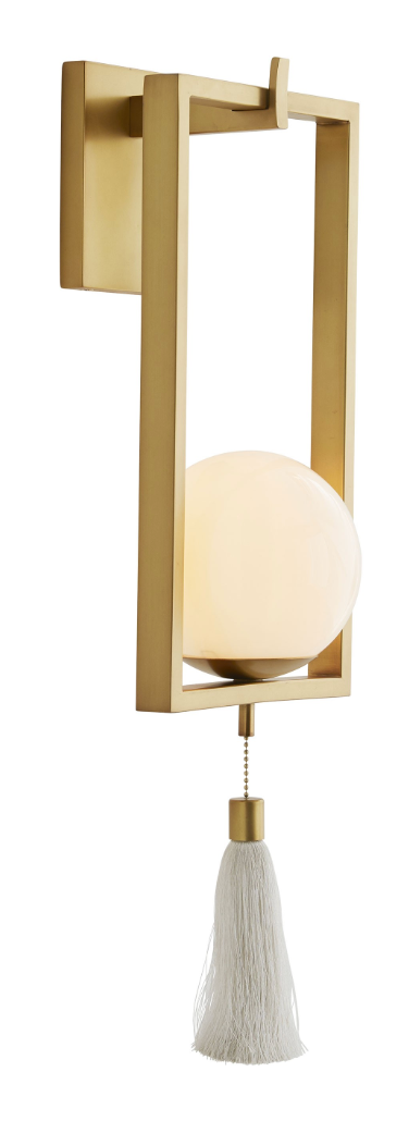 Trapeze Sconce