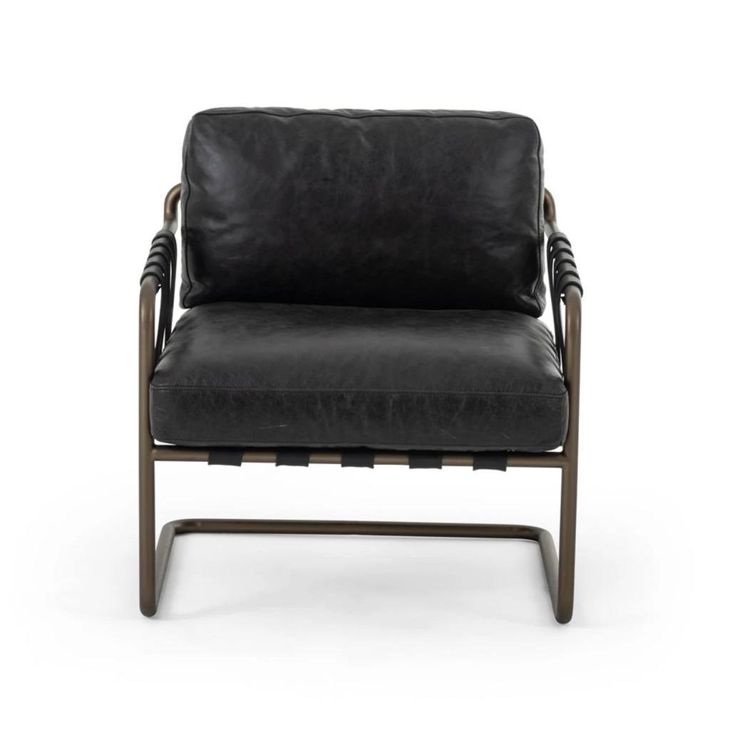 Atticus Chair - Sonoma Black - Amethyst Home