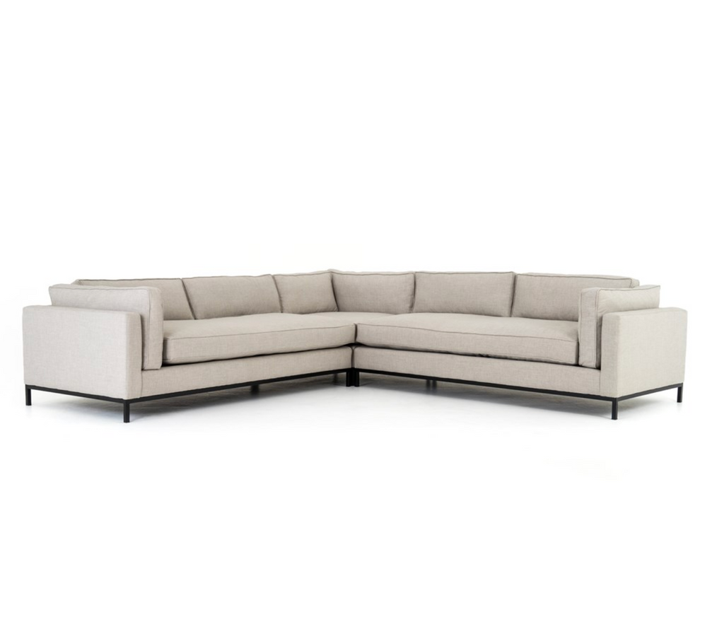 Grammercy 3-Piece Sectional - Amethyst Home