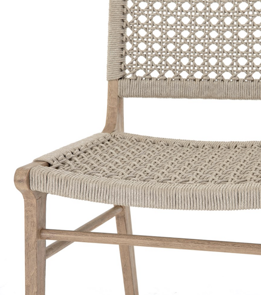 Delmar Outdoor Dining Chair - Amethyst Home