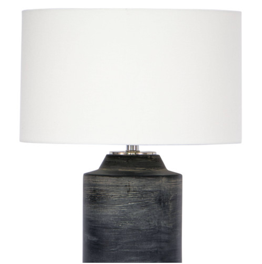 Dayton Ceramic Table Lamp - Amethyst Home