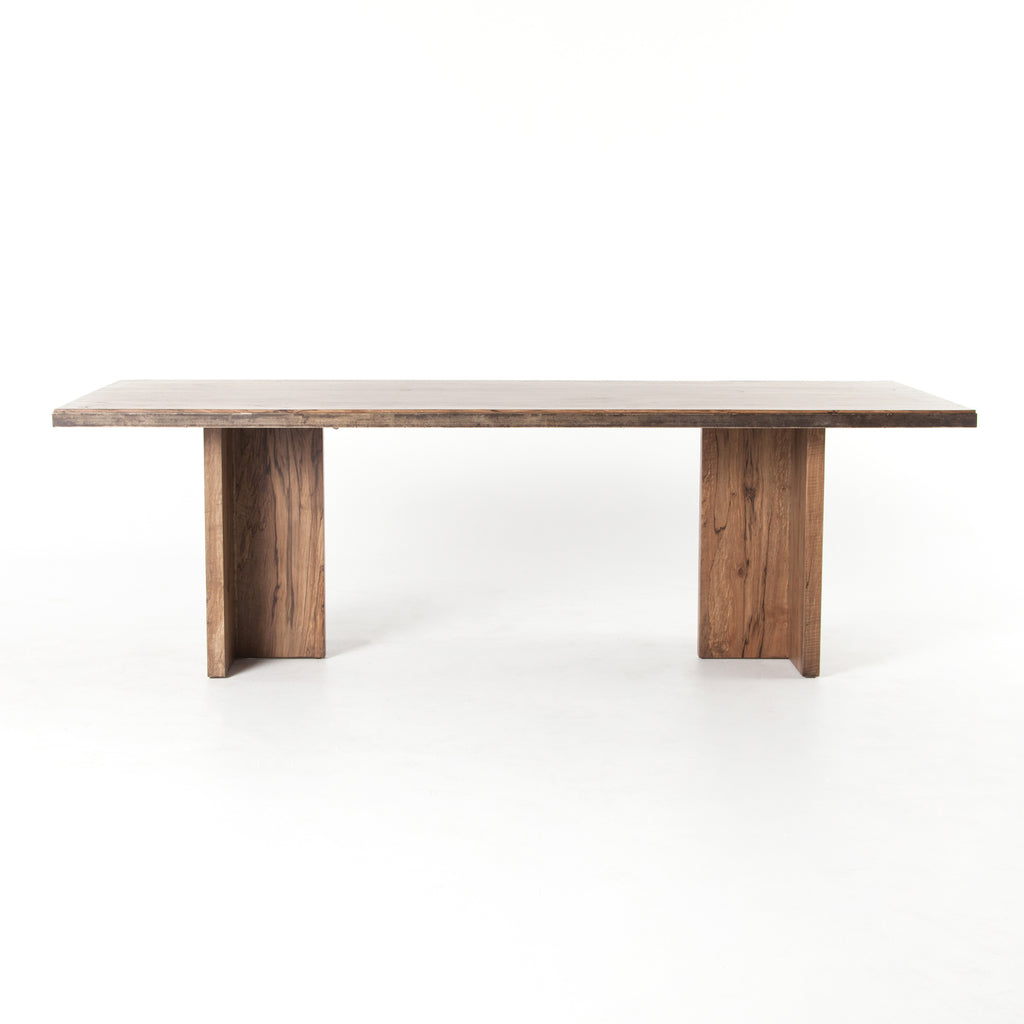 Cross Dining Table - Amethyst Home