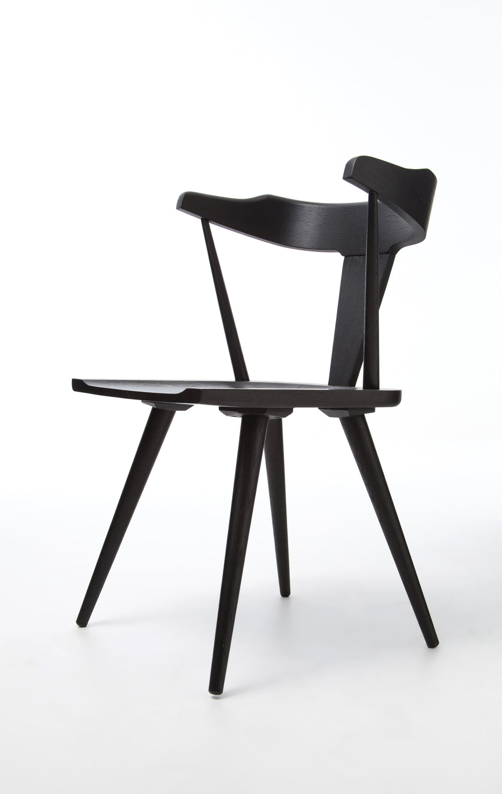Ripley Dining Chair - Black - Amethyst Home