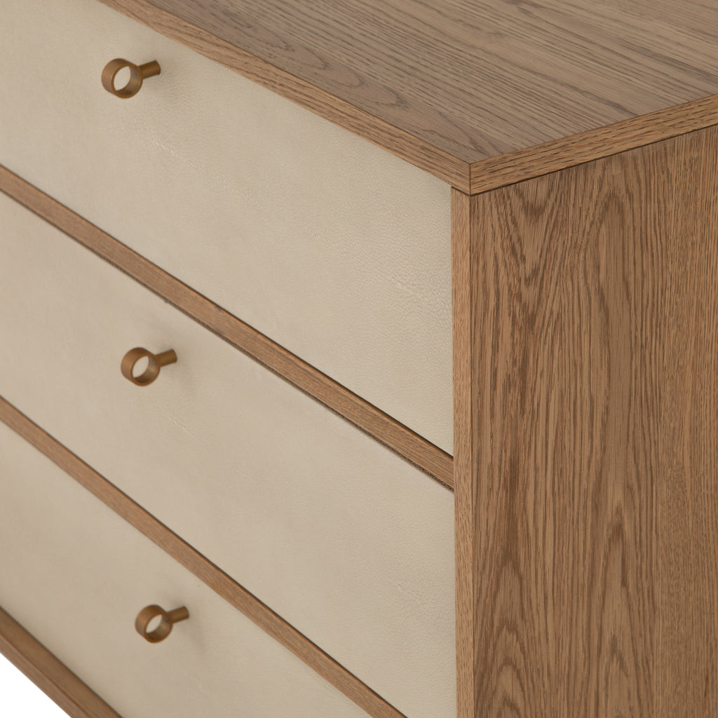 Abiline 6 Drawer Dresser - Amethyst Home