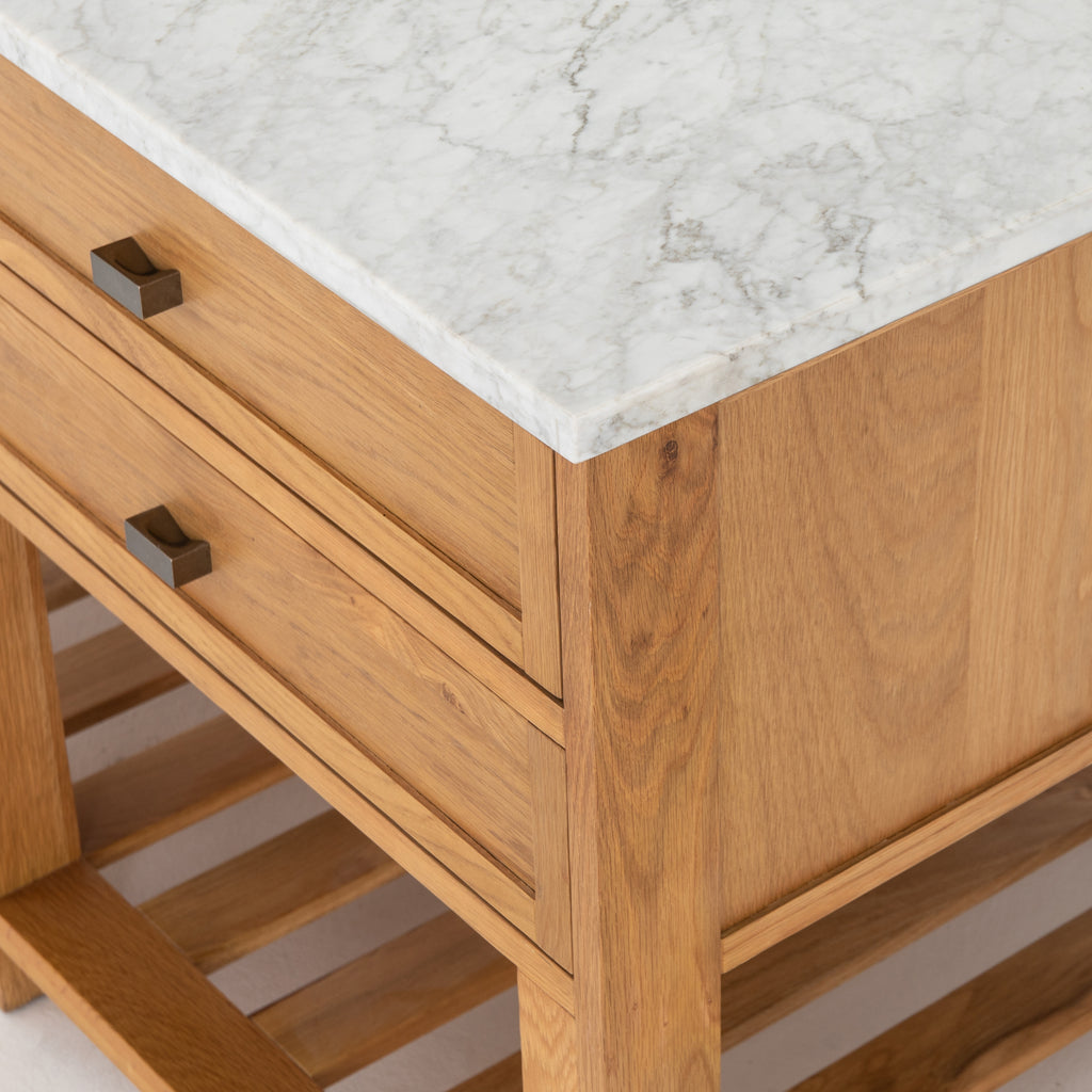 Trent Kitchen Island