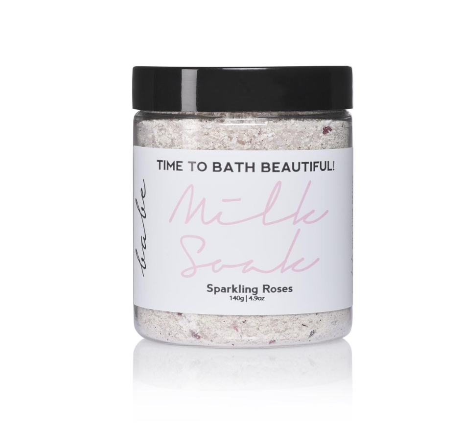Sparkling Rose Bath Soak