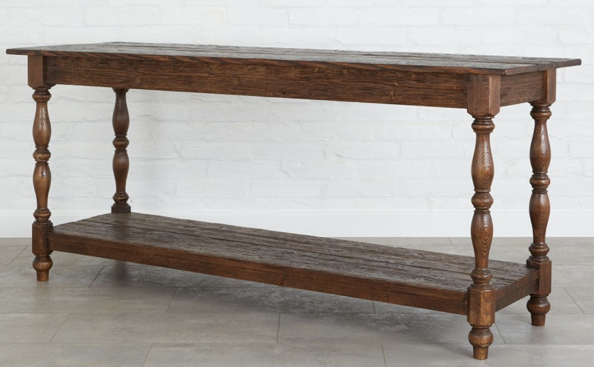 Ghent Console - Saddle