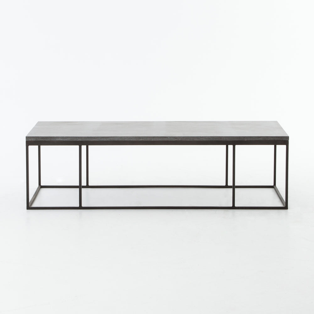 Harlow Bluestone Small Coffee Table