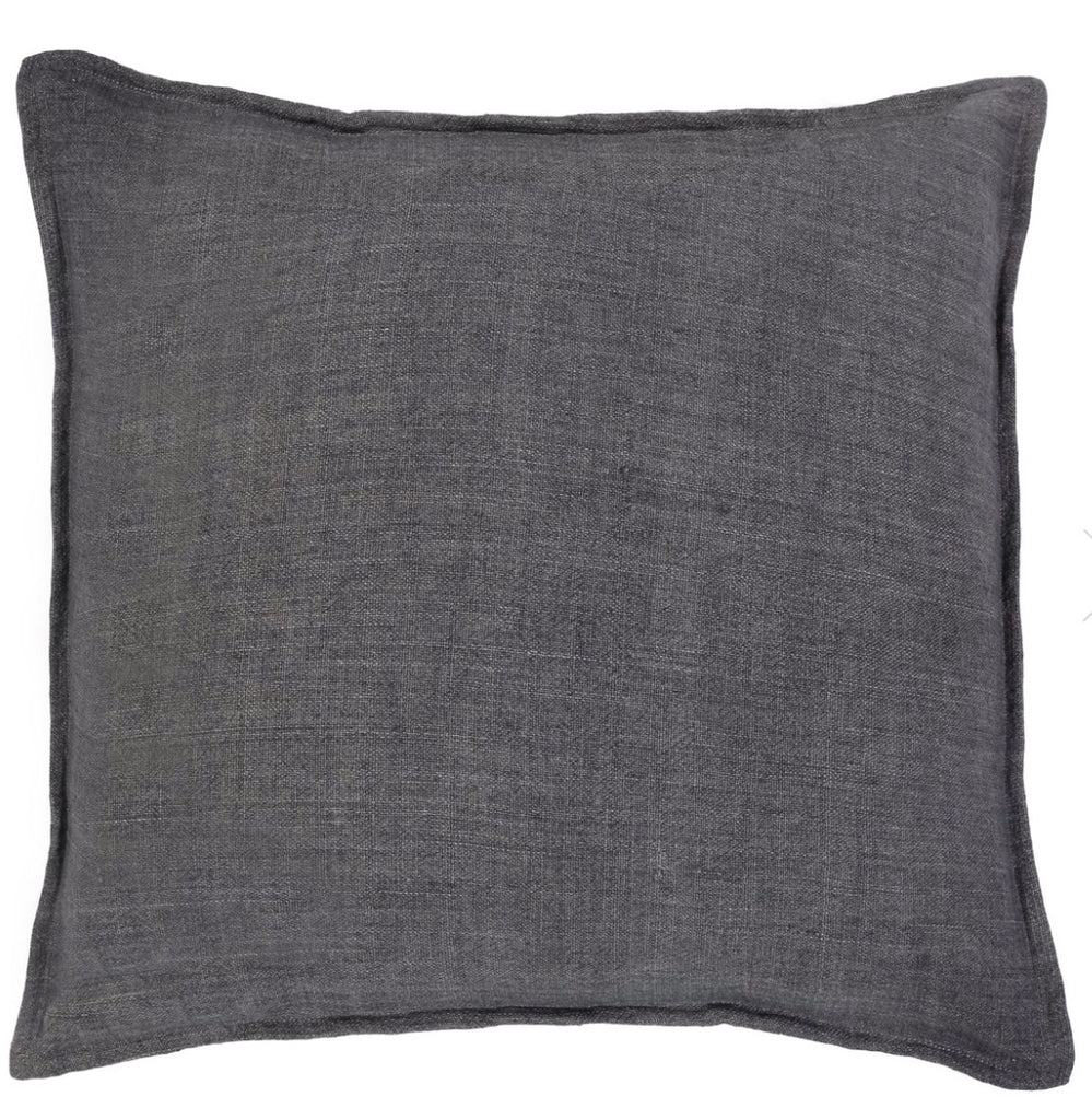 Montauk Blanket Collection Charcoal - Amethyst Home