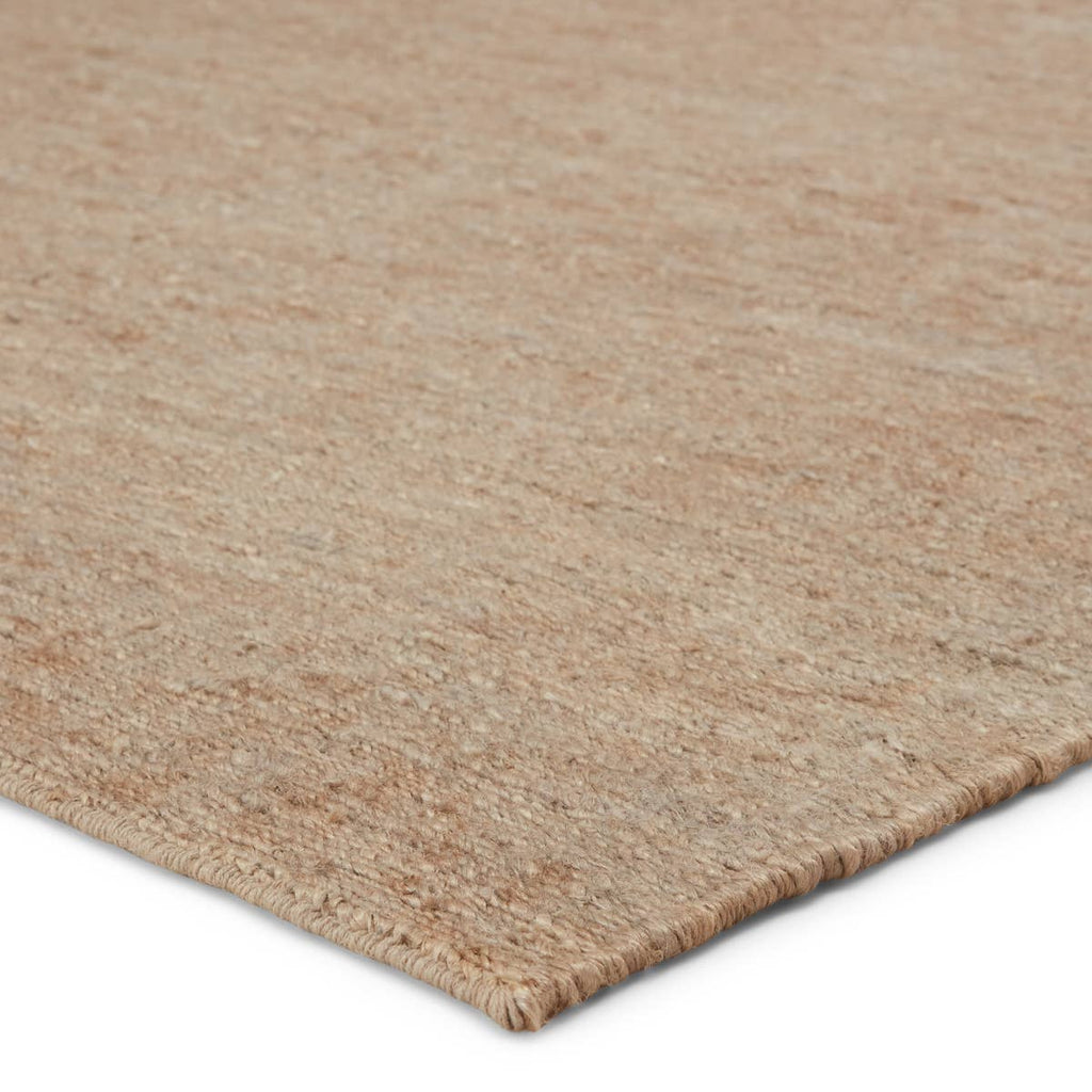 The Sabine collection lends rich texture and organic allure to modern homes. The Linden area rug features a fine, single-line Sumak knotting technique for an exquisite feel and craftsmanship. This dark taupe natural area rug is the perfect accent for sophisticated spaces in want of a grounding layer.  Natural  80% Jute I 20% Cotton SAB03