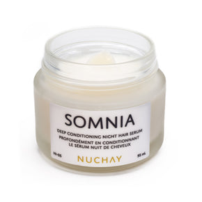 SOMNIA - Deep Conditioning Night Hair Serum - Nuchay