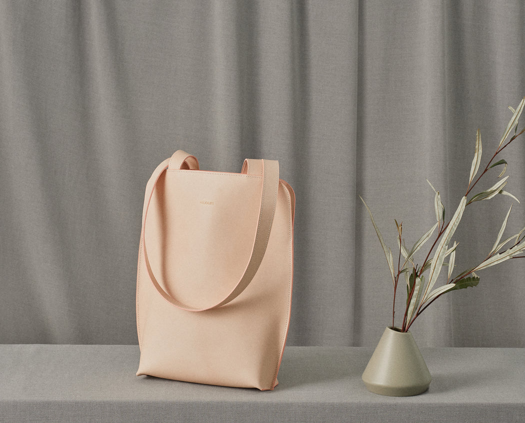 Leather Tote Bag | ROBY