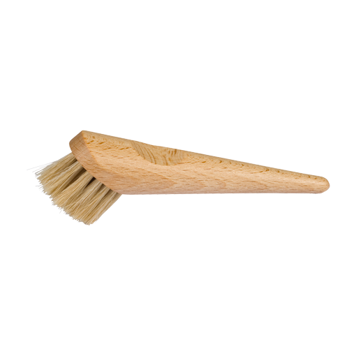WOODEN LUXURY POLISH APPLICATOR BRUSH