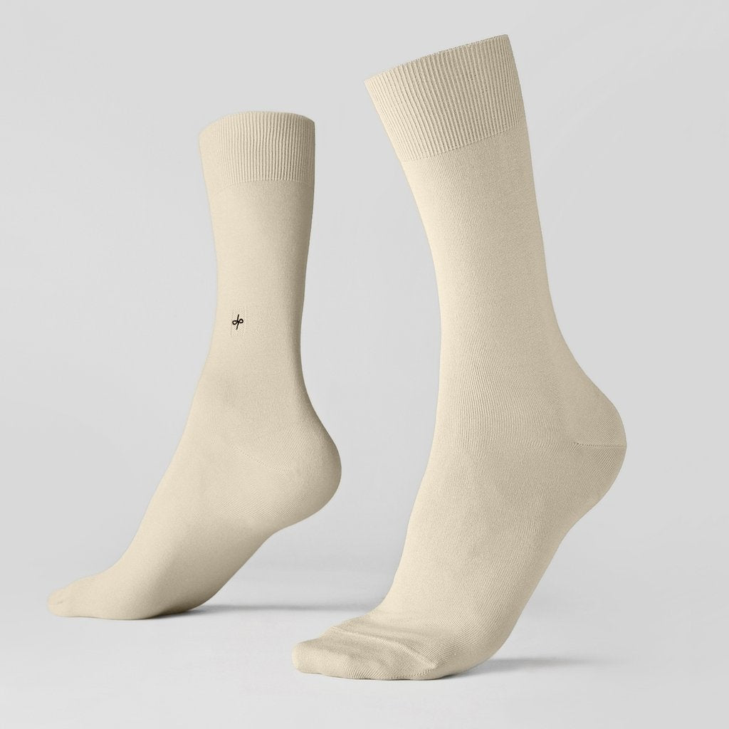BABA GANOUSH PLAIN SOCKS | DUEPLE SOCKS