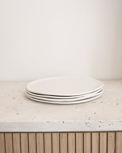 WHITE SMALL PLATE
