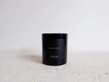 SWEET BALSAM CANDLE | BRAND & IRON