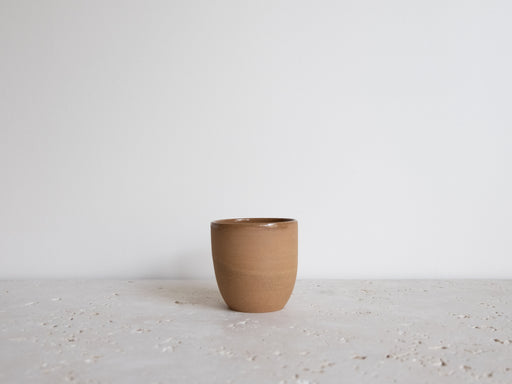 TERRACOTTA COFFEE CUP 6 OZ