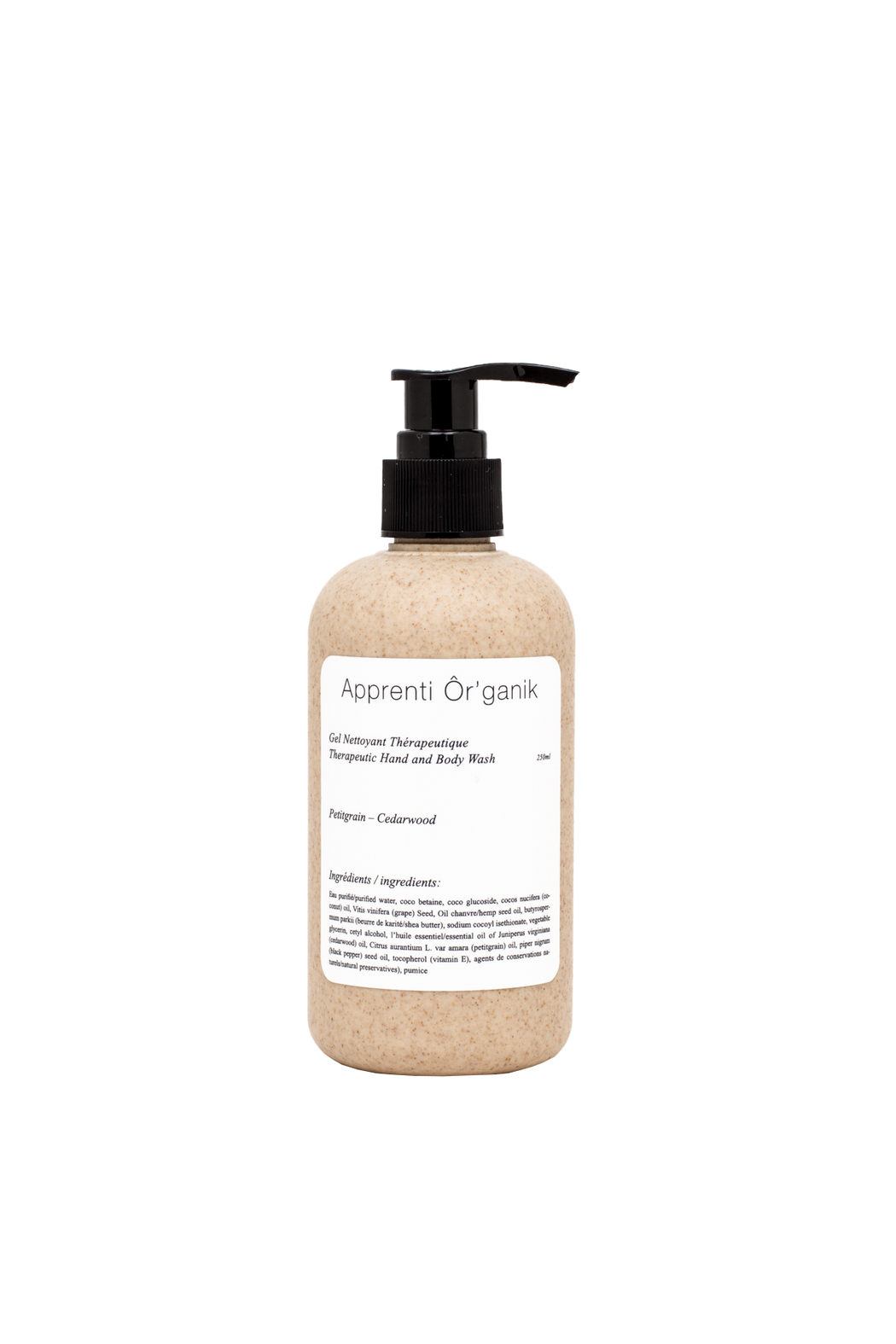 CEDARWOOD THERAPEUTIC HAND AND BODY WASH