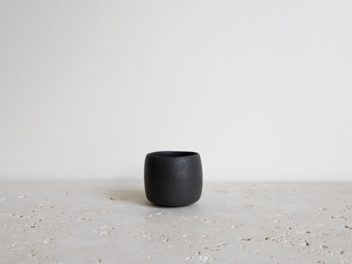 BLACK SMALL CUP 3 OZ