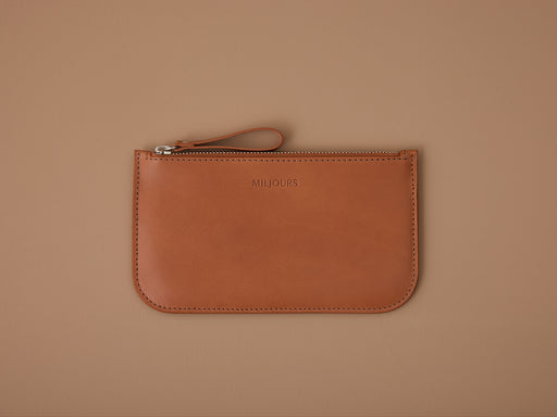 SIENNA WALLET WITH ZIP