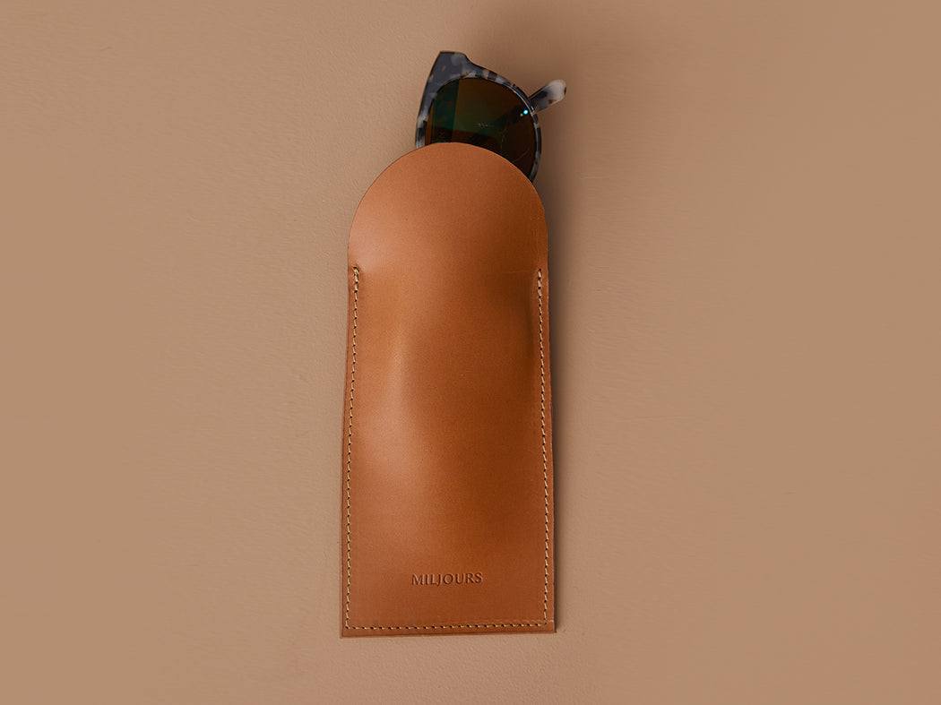 SIENNA GLASSES CASE | MILJOURS STUDIO