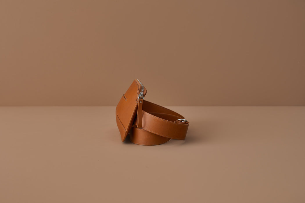 SIENNA LEATHER BELT BAG