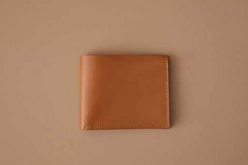 SIENNA LEATHER BI-FOLD WALLET | MILJOURS STUDIO