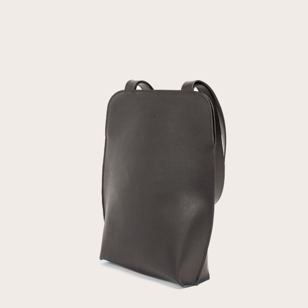 Miljours Studio - leather tote bag