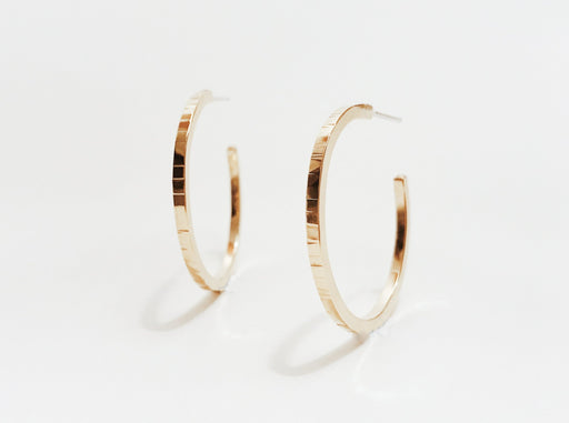 GOLD MINI KYE EARRINGS | MLKANHNY