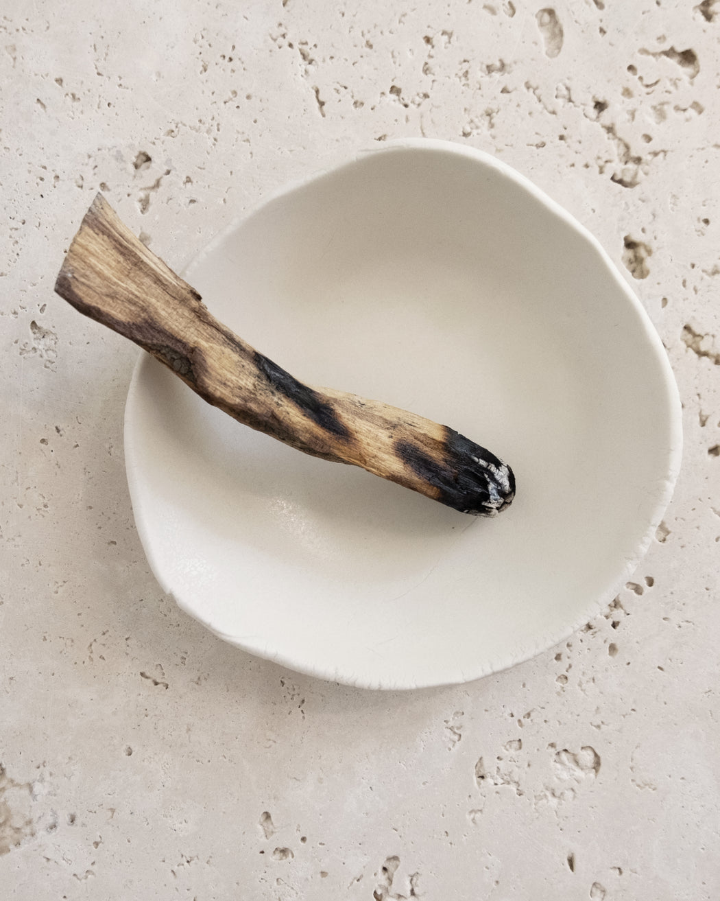 WHITE MINI BOWL | MIE KIM STUDIO