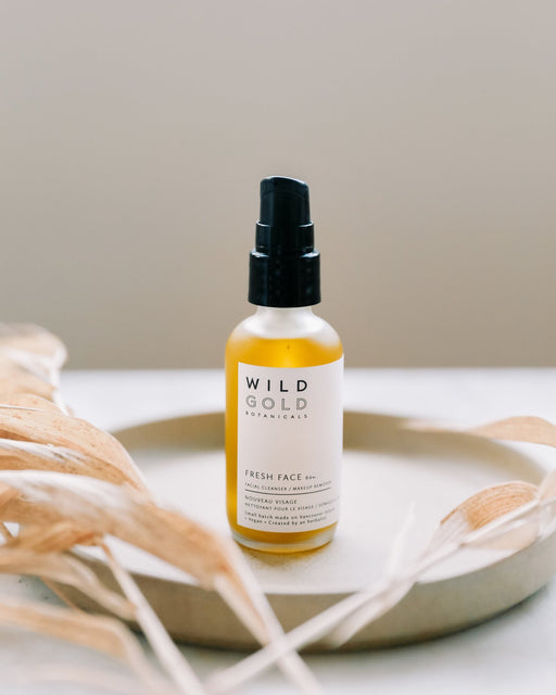 FRESH FACE FACIAL CLEANSER | WILDGOLD BOTANICALS