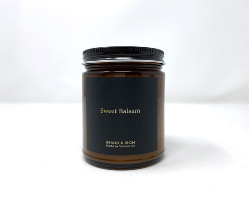 Sweet Balsam Candle small