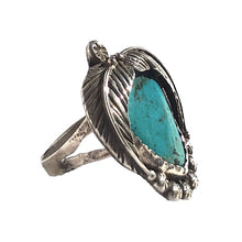 Arizona Blue Turquoise Ring