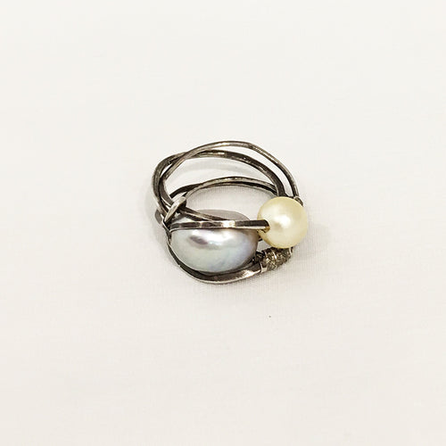 Fresh Water Pearl Ring