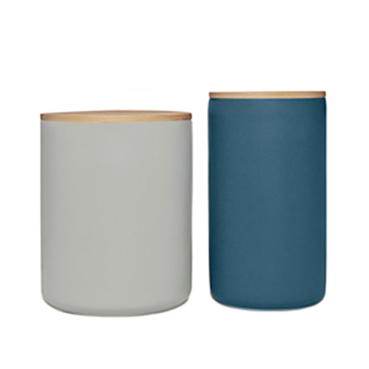 Totem Canisters - Set B
