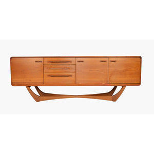 Scottish Beithcraft Credenza in Teak