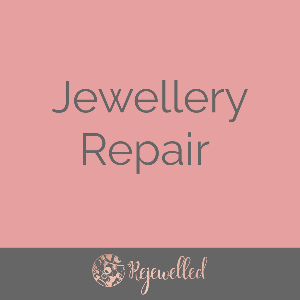 Resin Jewel Repair