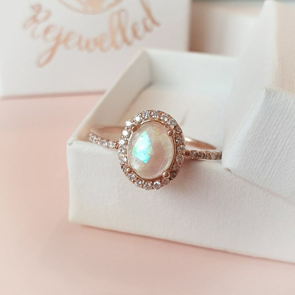 Oval Luxe Ring