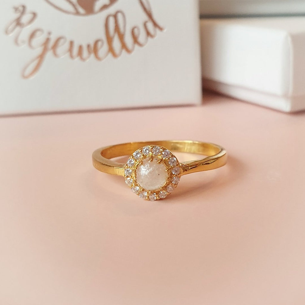 Round Luxe Ring