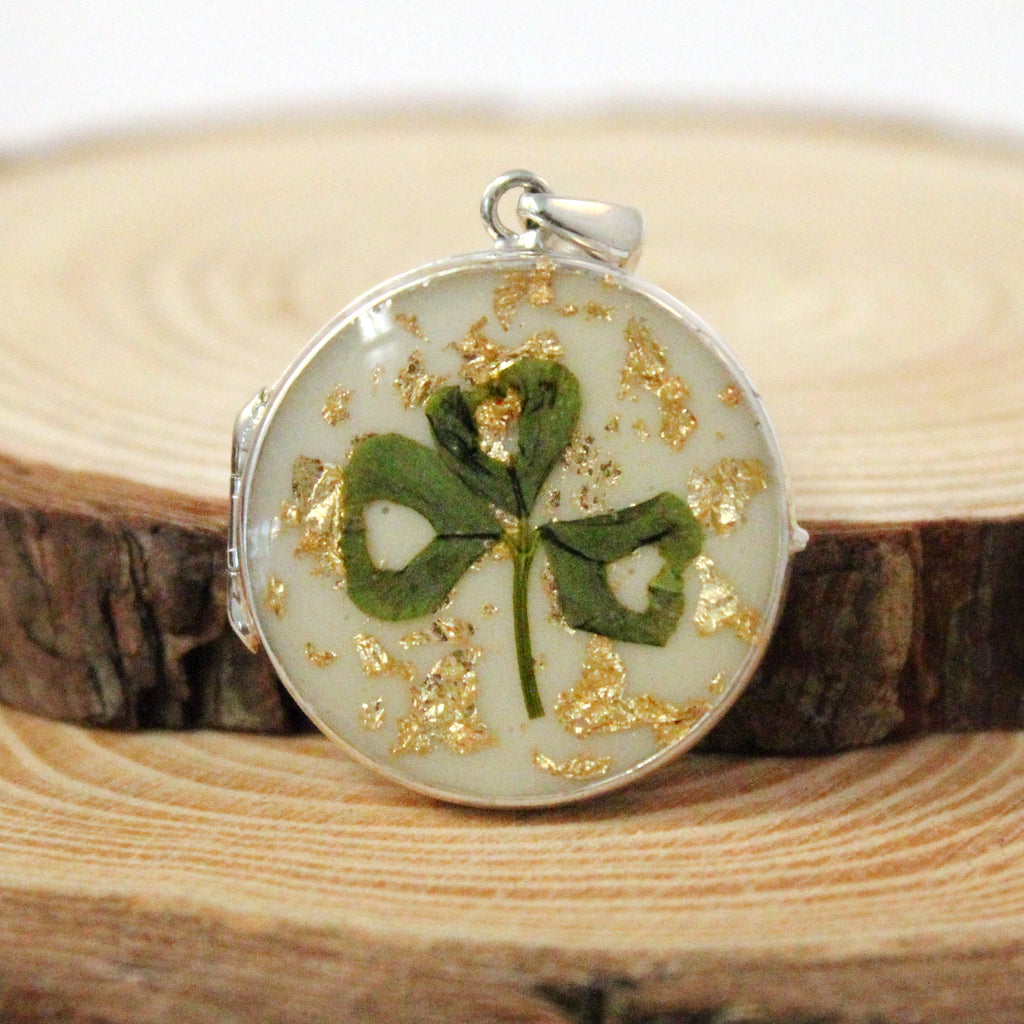 Artwork Keepsake Locket - Rejewelled: Breastmilk, DNA and Keepsake Jewellery