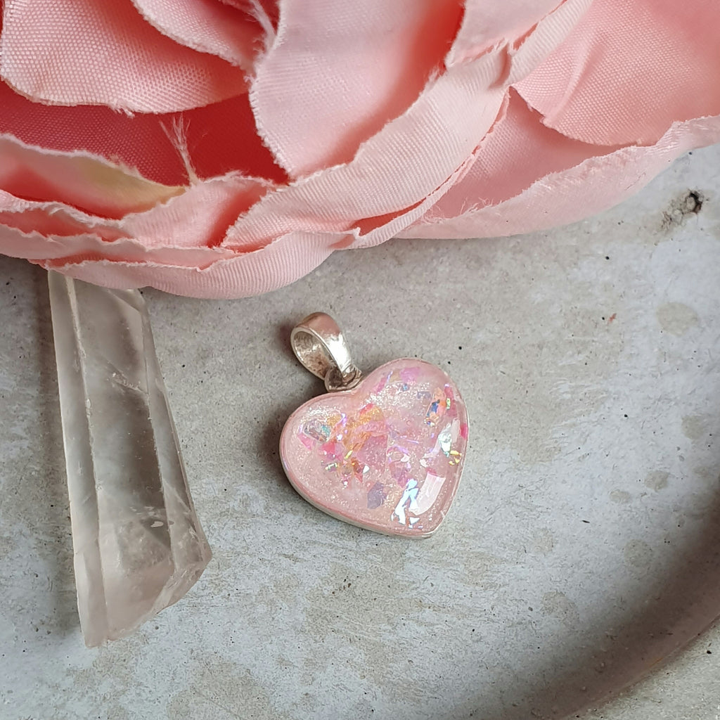 Heart Eternity Pendant