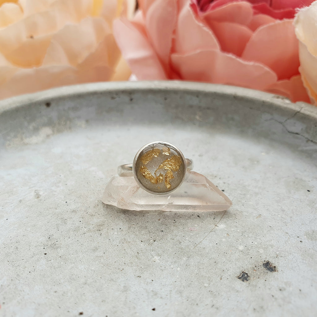 Round Cast Ring