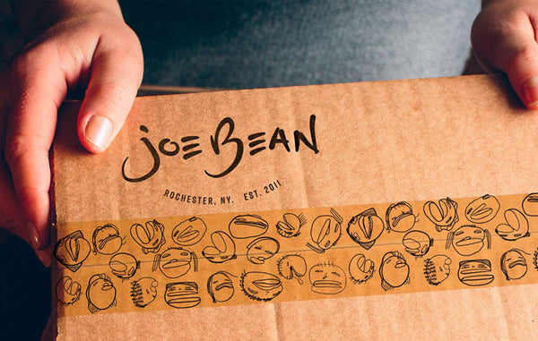 Joe Bean Coffee Shipper