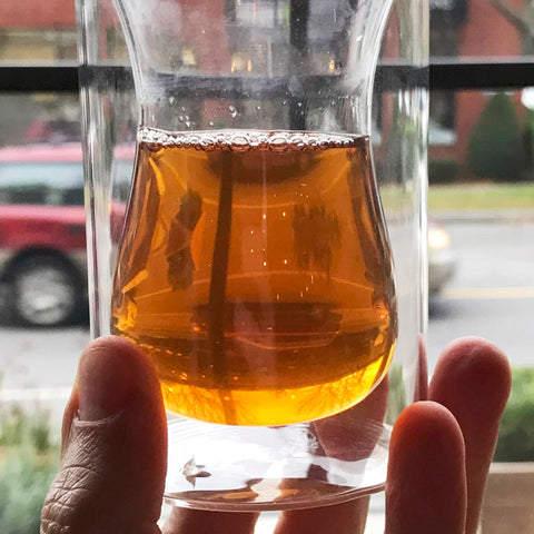 cascara brewed