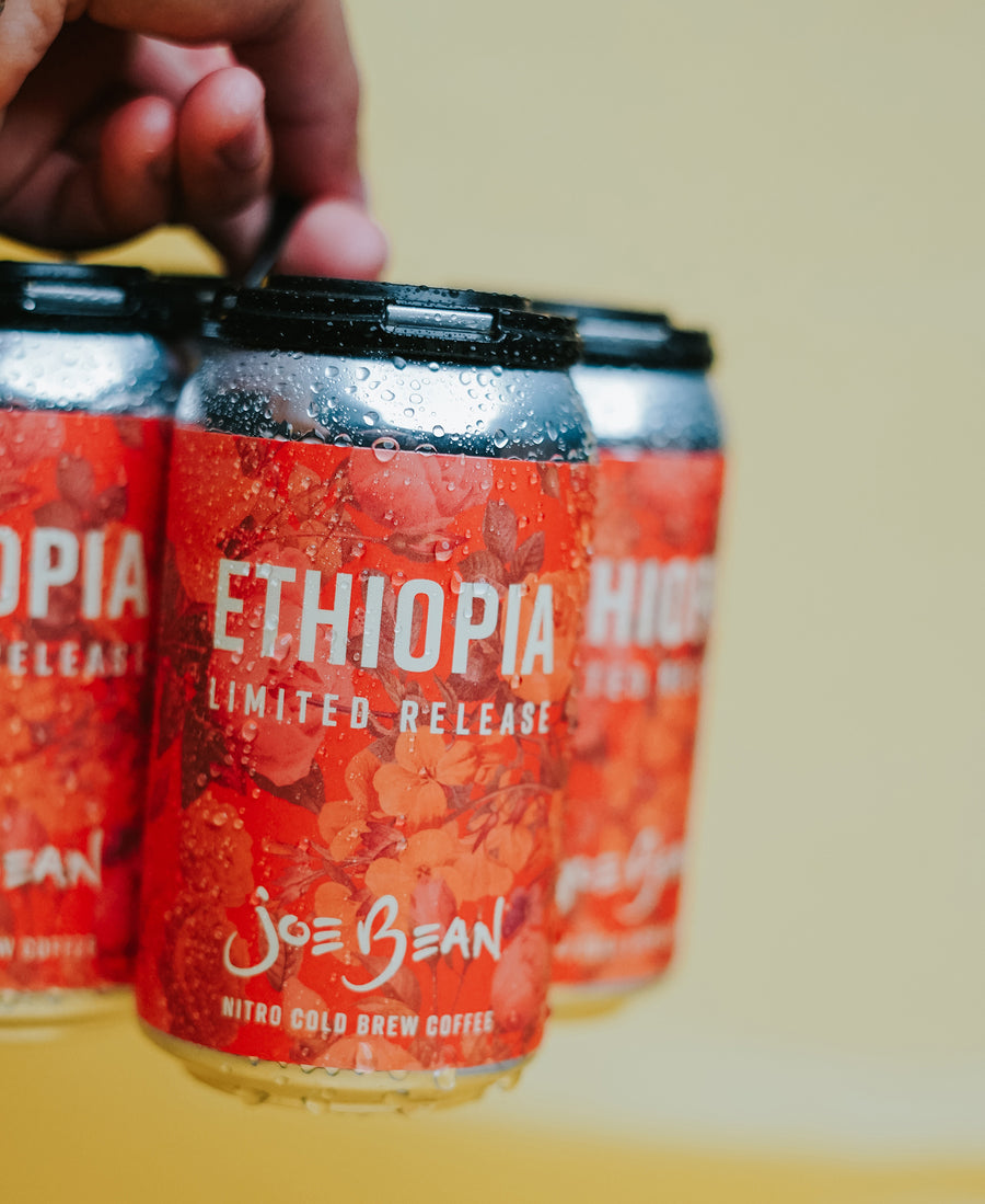 LIMITED RELEASE SINGLE ORIGIN COLD BREW, ETHIOPIA