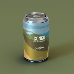 LIMITED RELEASE SINGLE ORIGIN COLD BREW, CONGO, LOCAL PICK UP ONLY