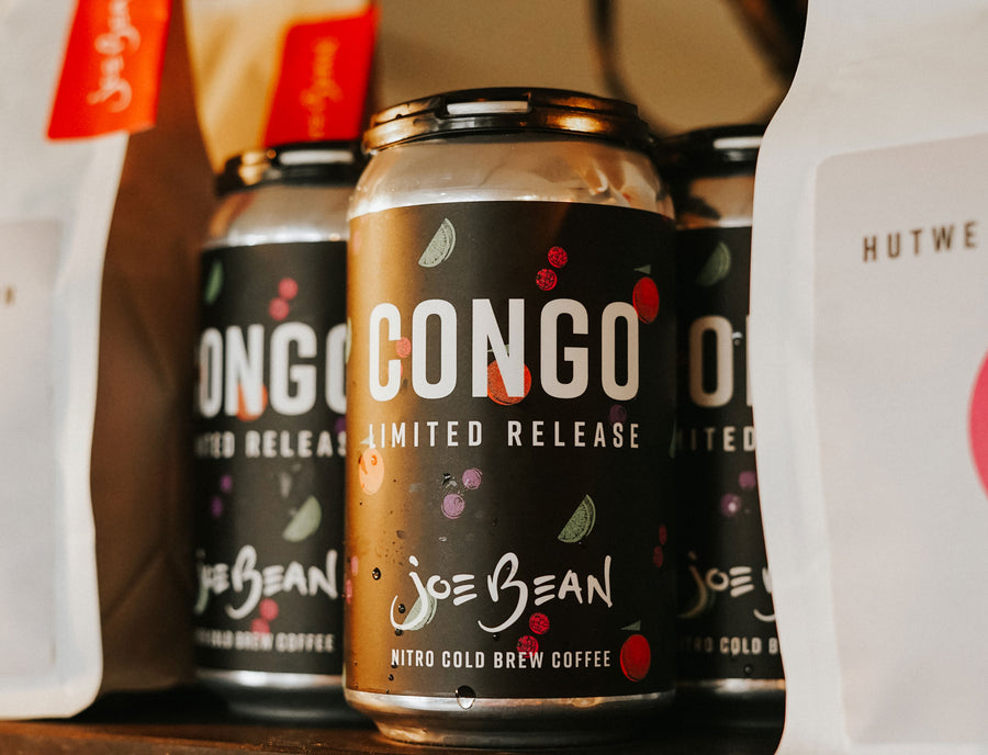 LIMITED RELEASE SINGLE ORIGIN COLD BREW, CONGO