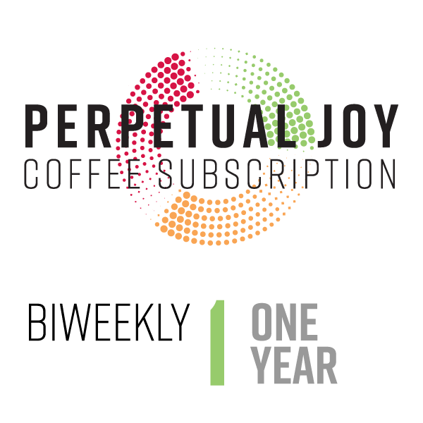 One Year Bi-Weekly Coffee Subscription